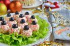 Салат-закуска Ёлочные шарики