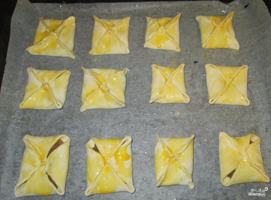 Как сделать тесто для конвертиков