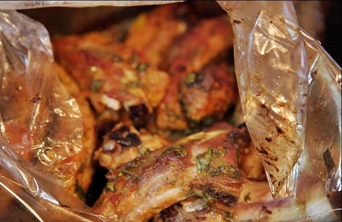 рецепт свиных хрящиков в духовке