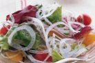 Салат Сладкий лук