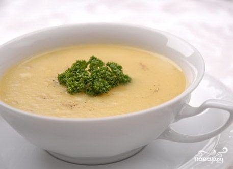Диетический суп-пюре