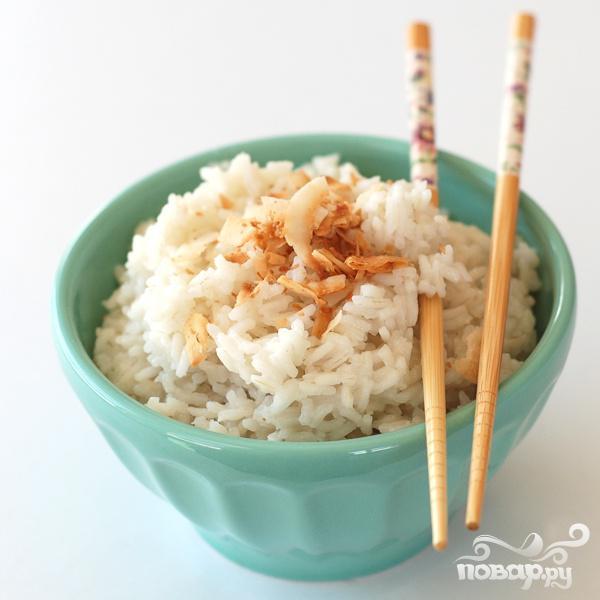 Тайский кокосовый рис - фото шаг 13
