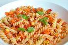 Рецепт классической пасты с томатами