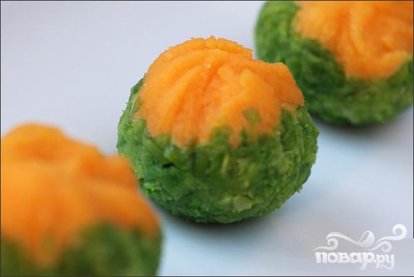 """""""Тякин сибори"""" японский десерт"""