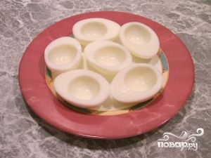 Яйца по-немецки - фото шаг 4
