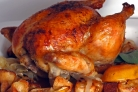 Курица в мультиварке в рукаве