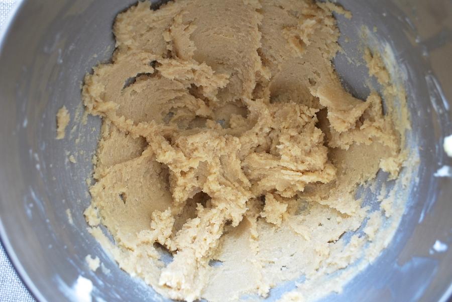 Рецепт Овсяное печенье с кусочками шоколада