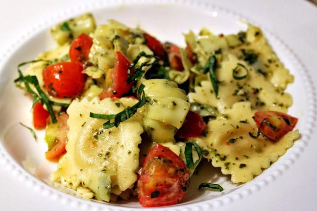 Равиоли в томатном соусе - фото шаг 6