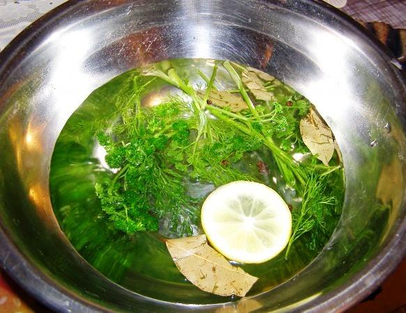 Жареные креветки в чесночном соусе - фото шаг 2