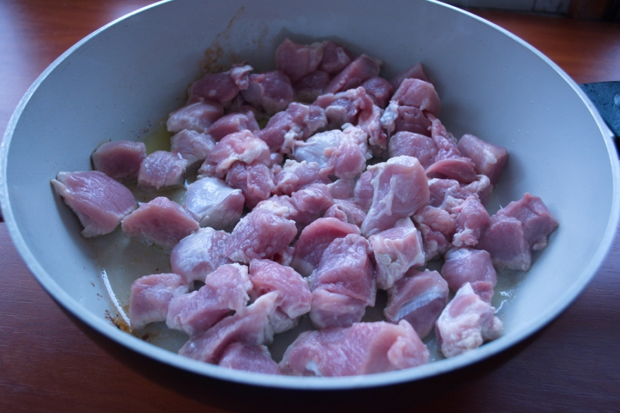 Гуляш из мяса - фото шаг 3
