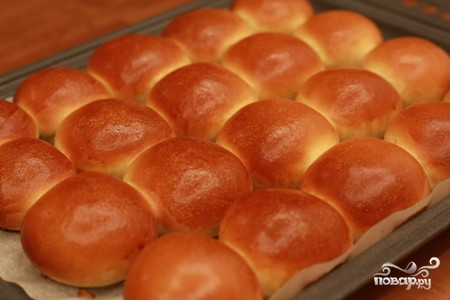 пирожки со сгущёнкой рецепт с фото