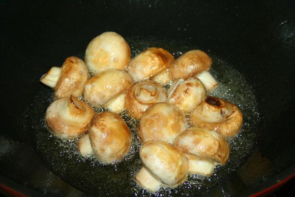 Вегетарианский плов с грибами - фото шаг 3