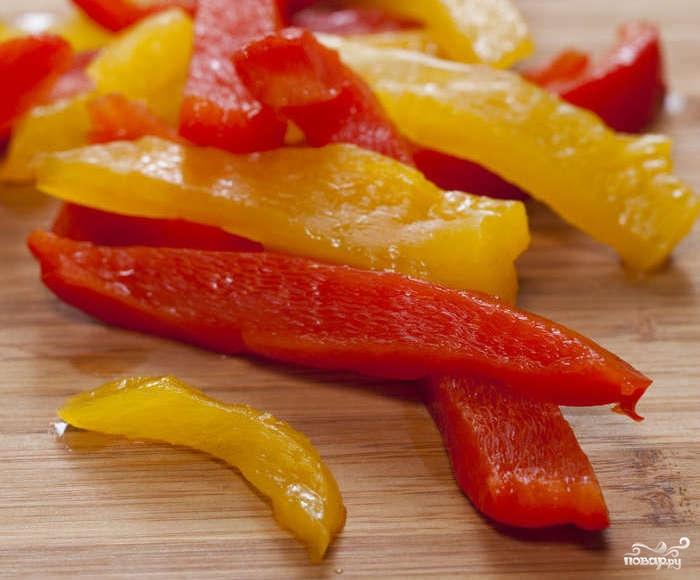 Салат по-тоскански  - фото шаг 5
