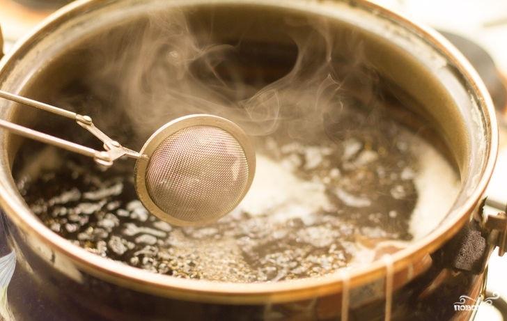 Ягодный чай - фото шаг 4