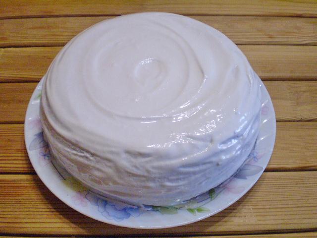 Торт черносливовый - фото шаг 14