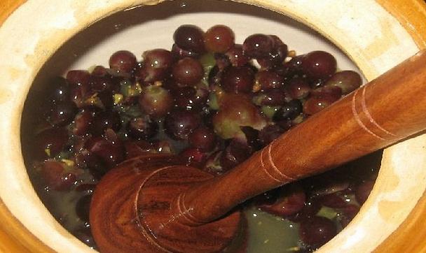 Рецепт Вино из крыжовника