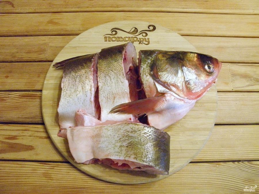 Холодец из рыбы - фото шаг 2