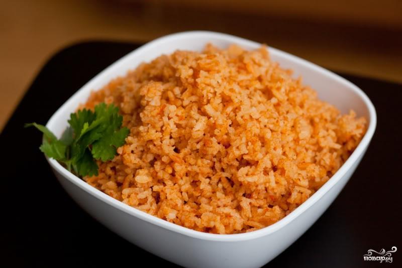 Рис по-мексикански - фото шаг 5