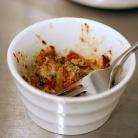 Рецепт Грибы, фаршированные вялеными помидорами