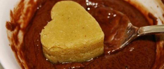 Конфеты в виде сердца - фото шаг 8