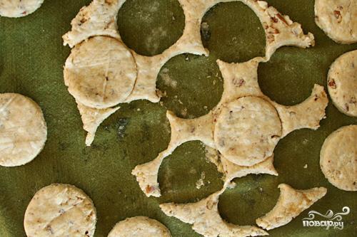 Медовые булочки с орехами - фото шаг 2