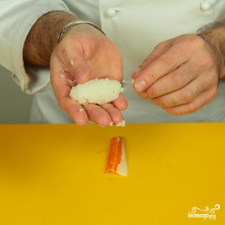 Рецепт Нигири