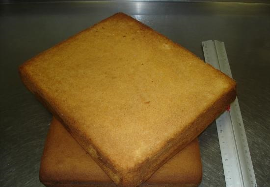 "Торт ""Фура"" - фото шаг 1"