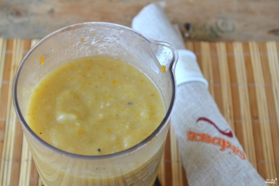 Суп из кабачков и картофеля - фото шаг 7