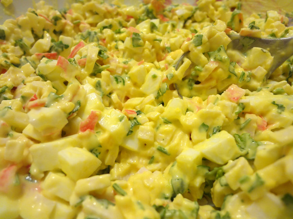 Плавленый сыр с начинкой - фото шаг 5