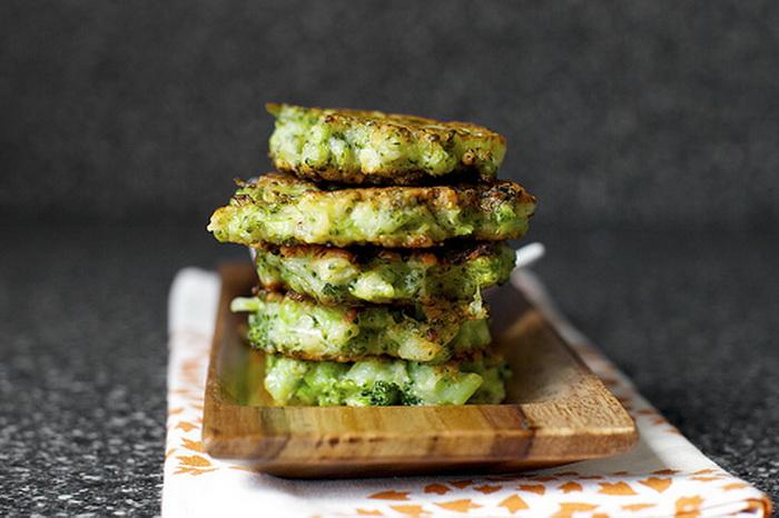 Котлеты из цветной капусты и брокколи - фото шаг 4