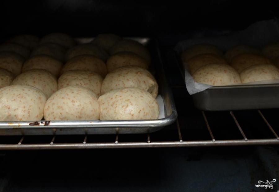 Пшеничные булочки - фото шаг 5