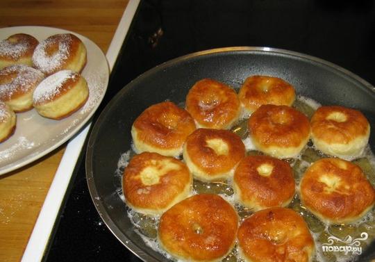 Тесто на пончики - фото шаг 4