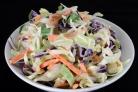 Капустный салат со сметаной