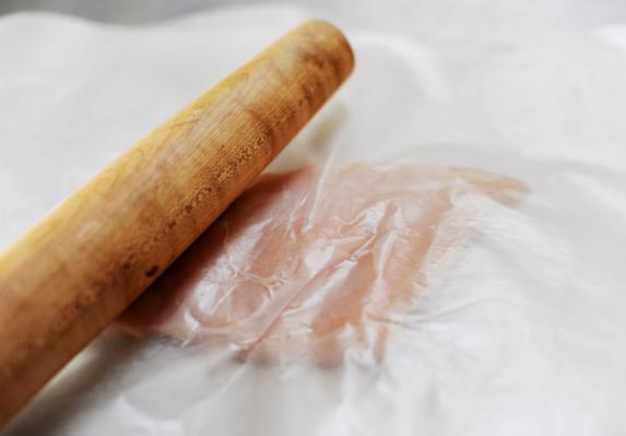 Рецепт Отбивные с грибами
