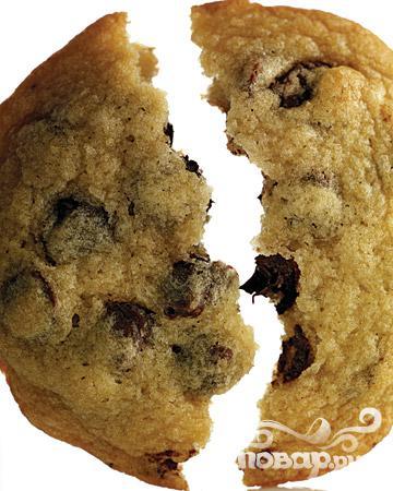 Рецепт Мягкое шоколадное печенье