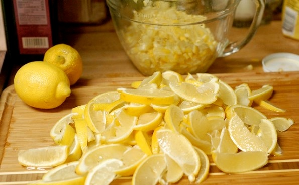 Рецепт Варенье из лимона через мясорубку