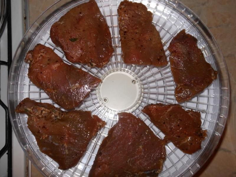 Сушеная говядина - фото шаг 2