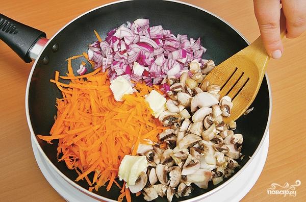постные суп с грибами рецепты с фото