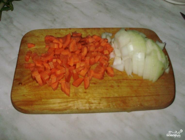 Рыбный суп из форели - фото шаг 3
