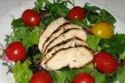 Итальянский салат с куриной грудкой