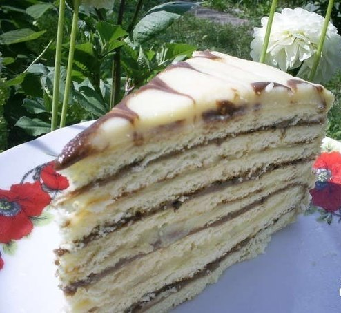 """Торт """"Идеальный"""" - фото шаг 6"""