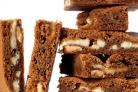 Пряники с белым шоколадом