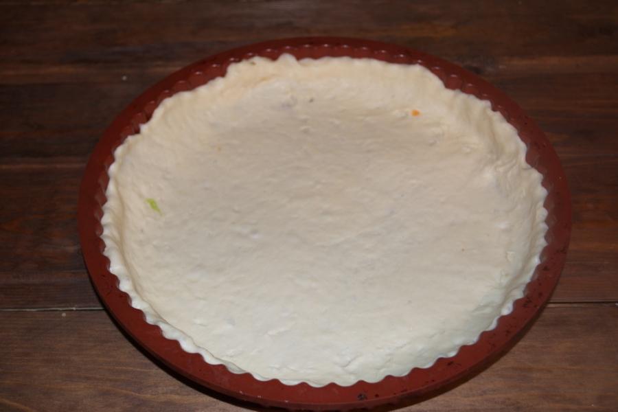 Рецепт Пирог с курицей и брынзой