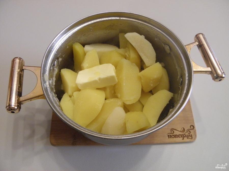 Картофельные пирожки - фото шаг 3