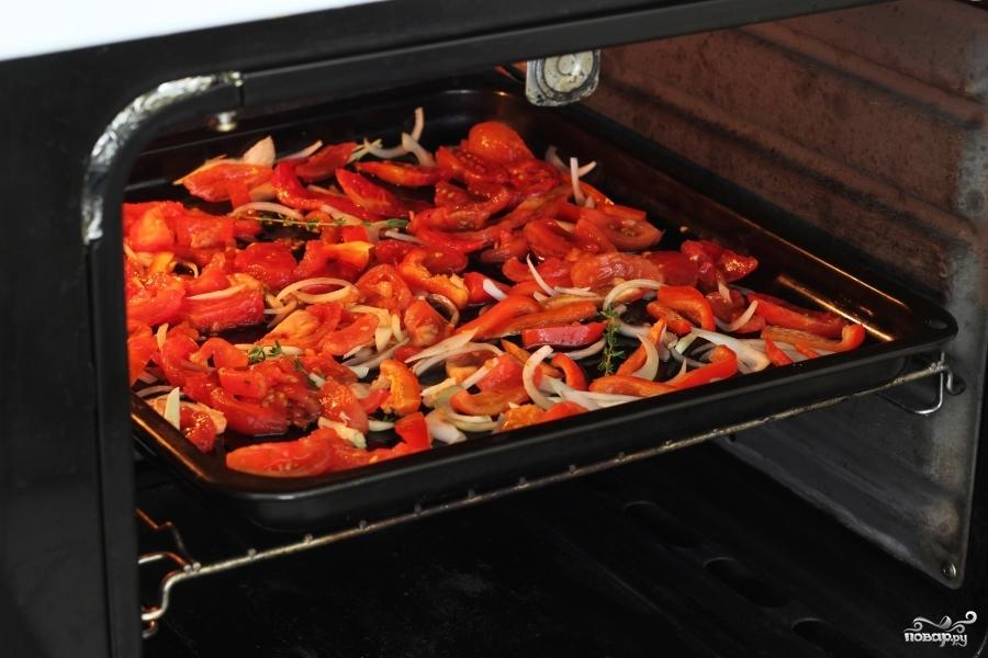 Горячий томатный суп - фото шаг 4