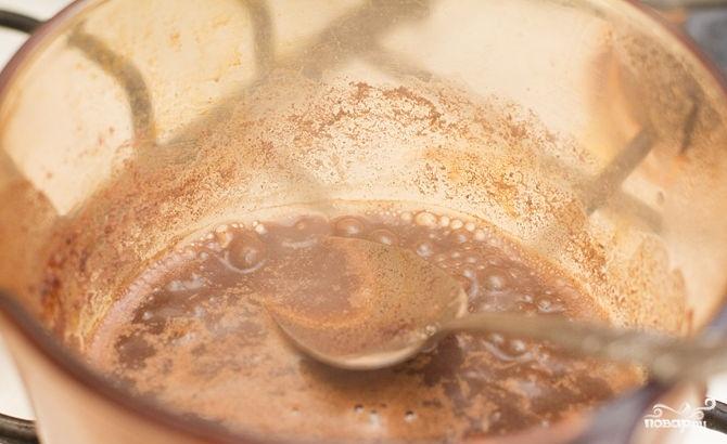 Горячий шоколад из какао порошка - фото шаг 3