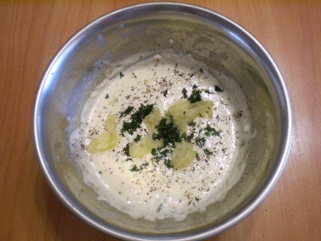 Картофель под сырным соусом - фото шаг 5