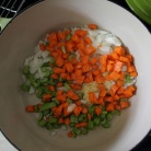 Рецепт Овощной суп с чечевицей
