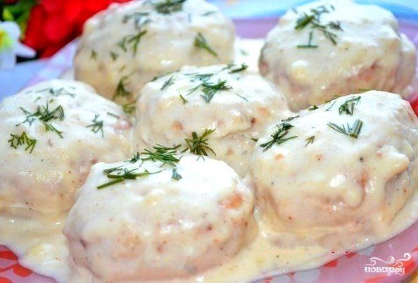 Кнели рыбные - пошаговый рецепт с фото на Повар.ру
