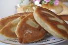 Пирожки из теста на кефире